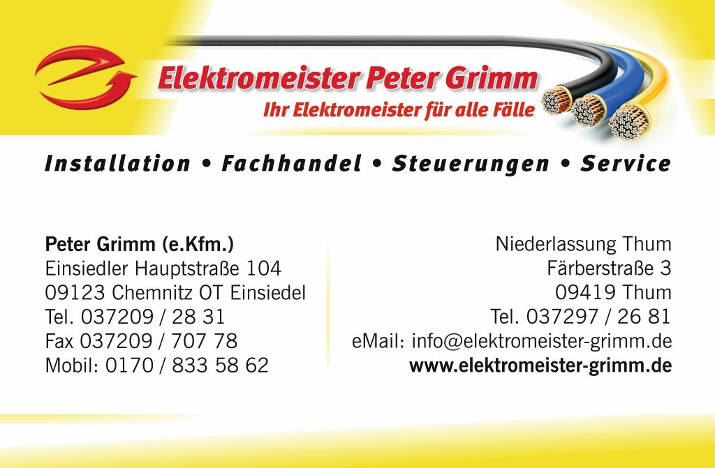 Metzlermedia Visitenkarte